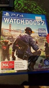 PS4 - Watch Dogs 2 (NEW & SEALED) Kingsley Joondalup Area Preview