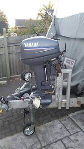 Swingaway outboard bracket tinny boat mount for caravan, camper o Elanora Gold Coast South Preview
