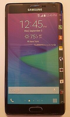 New  Samsung Galaxy Note Edge Non-working Display Phone, Dummy, Fake, Toy