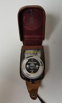 Измерители света Vintage Light Meter Lumasix