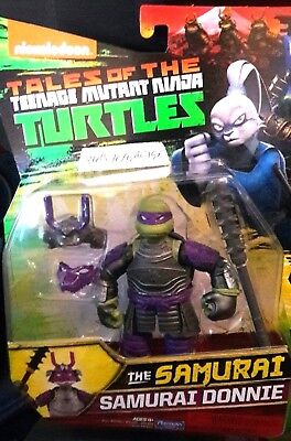New 2017 TMNT TALES of the TEENAGE MUTANT NINJA TURTLES SAMURAI DONNIE