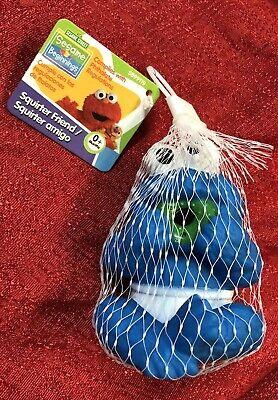 Sesame Street Cookie Monster Bath Squirter - Sesame Street Cookies