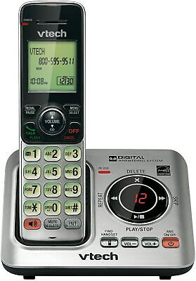 VTech Cordless Phone, CS6629 w/ Answering Machine, Caller ID, Call Forwarding
