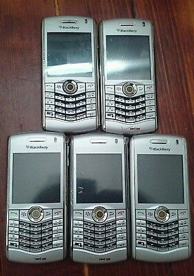 5X Blackberry 8130 Pearl Verizon bad esns