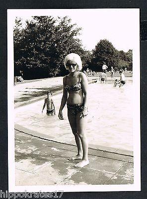 FOTO PHOTO Bademode Frau Bikini swimwear beach woman maillots de bain femme /91f