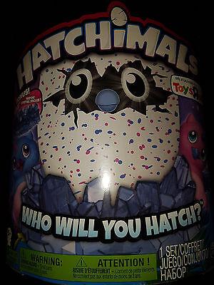Hatchimals Owlicorn Pink Blue Toysrus Exclusive Original Not Glittering Garden