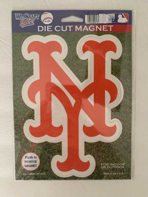 NEW YORK METS MAGNET MLB WINCRAFT SPORTS