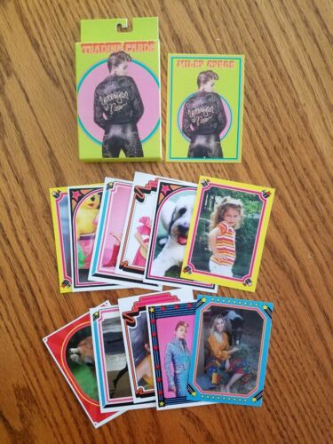 Miley Cyrus Trading Cards Boxed Set YOUNGER NOW 12 different picture cards NEW