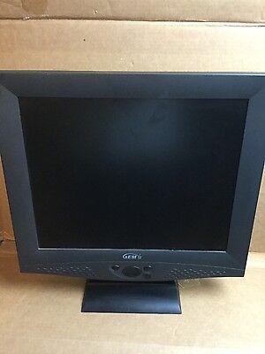 "Genuine GEM 17"" LCD Flat Screen PC Monitor GM"