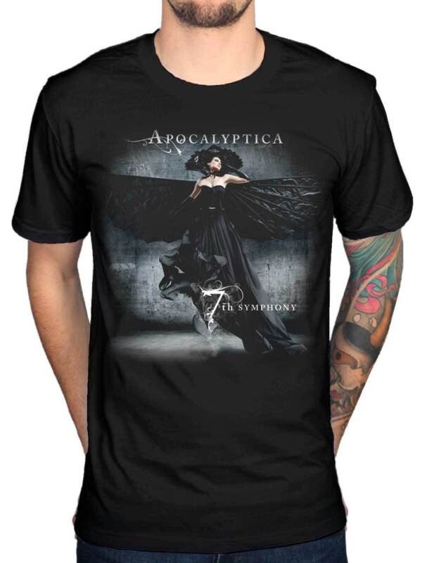 Apocalyptica /'Symphony Of Destruction/' T-Shirt NEW /& OFFICIAL!