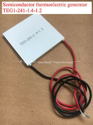 Semiconductor Thermoelectric Generator Teg1-241-1.4-1.2