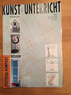 Zeitschrift Kunst und Unterricht Jahrg. 1978 -1995, 1997-2000, 2007