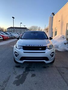 2017 Land Rover DISCOVERY SPORT HSE Luxury