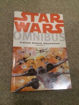 Star Wars X-WING ROGUE SQUADRON Omnibus volume 2 paperback 1st ed 2013 Titan Dar