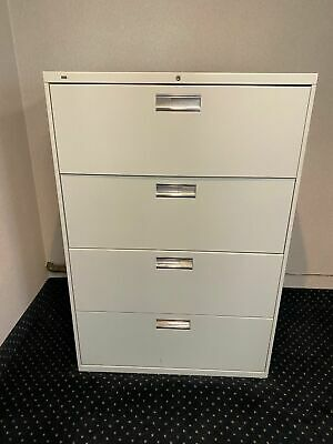 Hon 4 Drawer File Cabinet