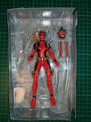 Marvel Legends Lady Deadpool action figure (no BAF), Hasbro