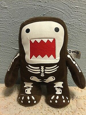 Domo Kun 9 inch HALLOWEEN SKELETON Plush Soft Doll Anime with Domo Tags](Domo Halloween)