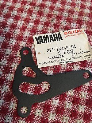 YAMAHA TX500 XS500 1973-78 OIL FILTER ADAPTOR GASKET OEM # 371-13449-01-00 #11