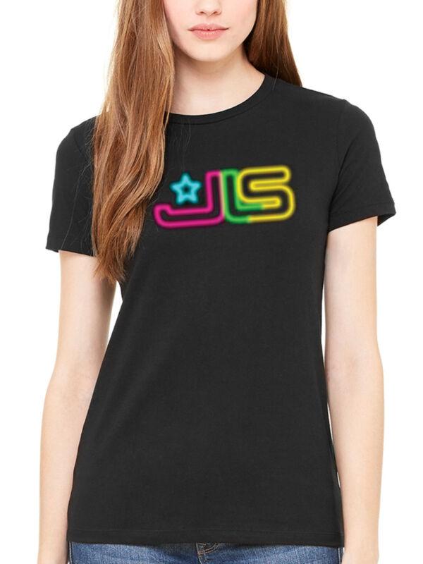 Official JLS Ladies T-Shirt Medium