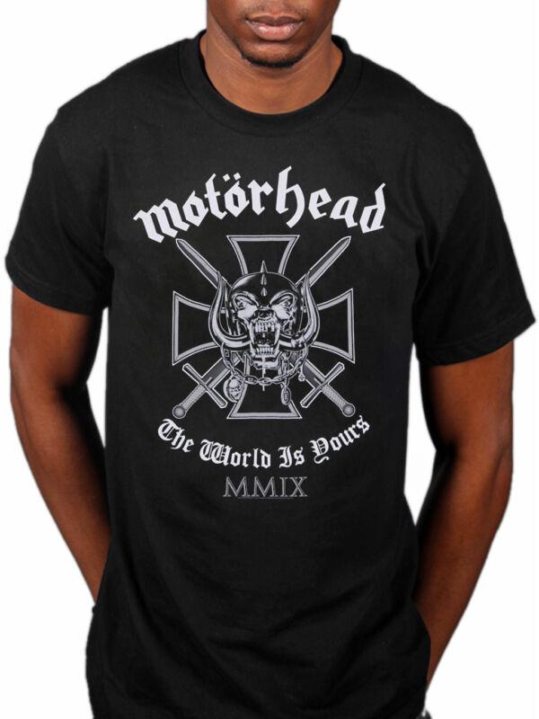 Motorhead /'Orange Ace/' T-Shirt NEW /& OFFICIAL