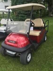 2009 Club Car Precedent Electric Golf Cart