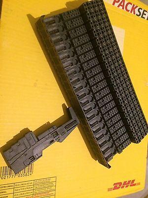 100x SIEMENS SIMATIC S7 ET200 BUS CONNECTOR 6ES7 193-4CA30-0AA0 100 PCS