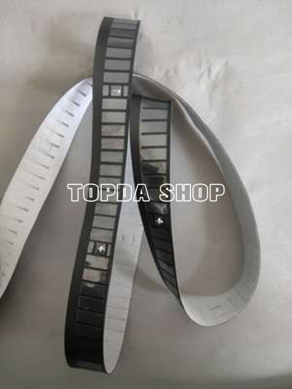 X-ray inspection, non-destructive testing, non-magnetic marking tape, type tape