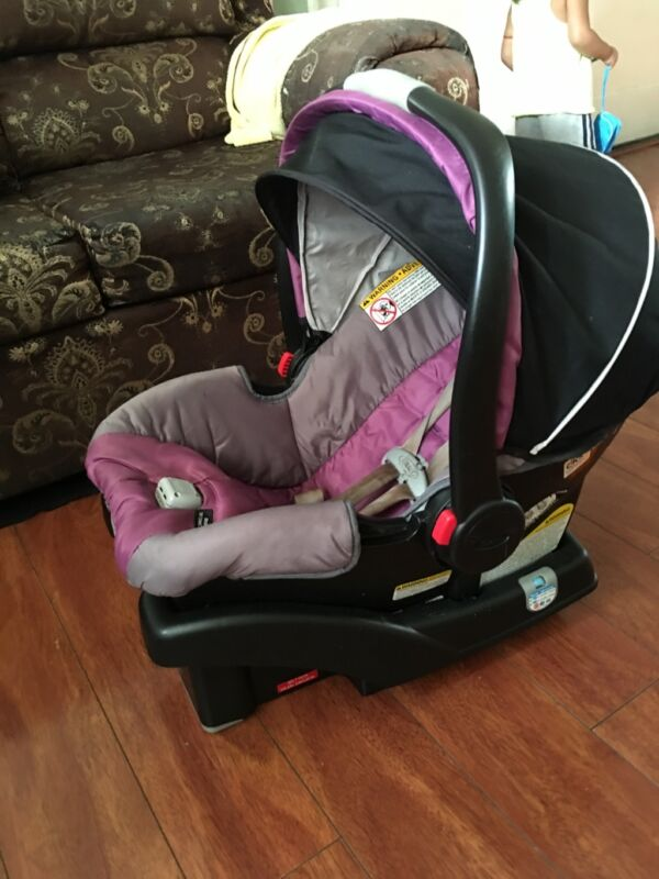 stroller and carseat with adapter
