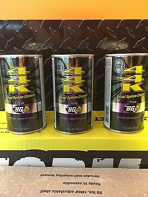 3 pack BG 44K Fuel System Cleaner