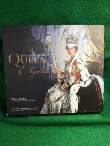 The Treasures of Queen Elizabeth Book
