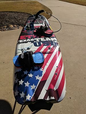 JetSurf RACE TITANIUM 2018 with extras