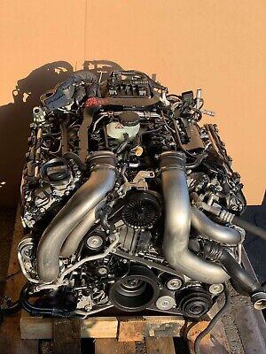 Motor 278.922 278922 435PS MERCEDES CLS500 C218 11-14 41TKM KOMPLETT