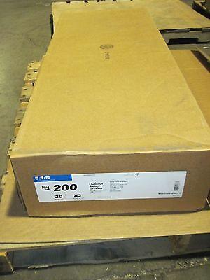 Eaton Mbed3042b200pv 225a 120240 1ph N-3r Solar Ready Panelboard Meter Breaker