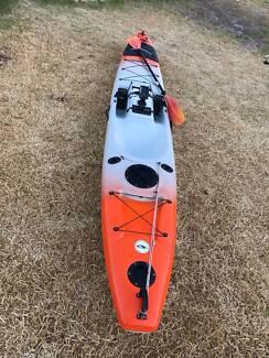 Kayak Stealth Supalite X - Surf Kayak for fishing and discovery