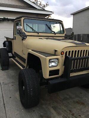 1980 Jeep CJ  Rare Jeep CJ10a