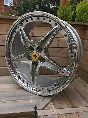 Genuine Ferrari wheels ferrari 599 hgte alloys