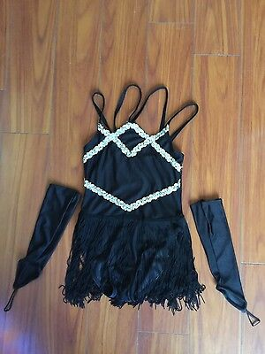 Costumes For Halloween Dances (girls dance costume for)