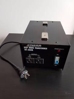 220V to 110V 2000W Step Down Transformer