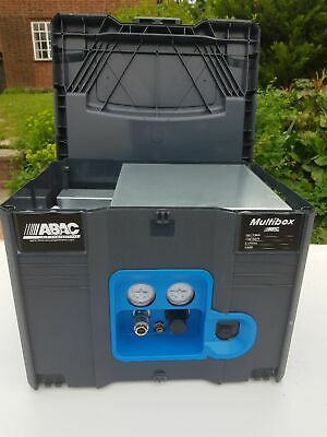 abac air compressor systainer T-LOC
