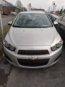 2012 Chevrolet Sonic LS**A/C**I-2-3 IEME CHANCE CRÉDIT**