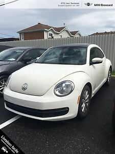 2012 Volkswagen Beetle PROMO + KIT HIVER + A/C + TOIT PANORAMIQU