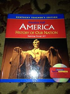 Prentice Hall America History of Our Nation Teacher's Edition 2008