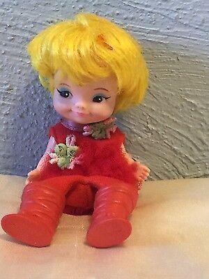 Remco Finger Ding Doll  Vintage 1969 Complete Japan Puppet