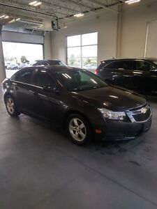 2014 Chevrolet Cruze 2LT Leather, Sunroof, MyLink and more!