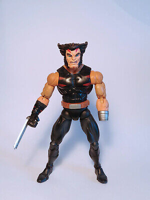 Marvel Legends Wolverine (Age of Apocalypse Weapon X) (Giant Man series), ToyBiz