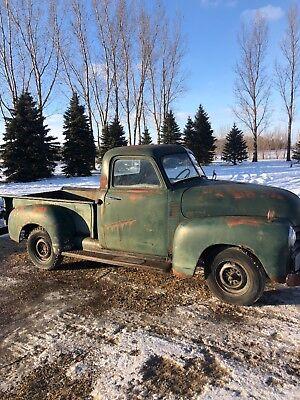 1949 chevy pickup rat rod 1948 1950 1951 1952 patina 3100