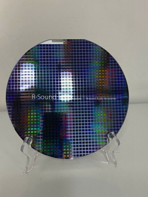 8-inch wafer 12-inch photolithography chip Silicon wafer semiconductor