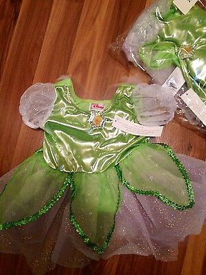 NWT DISNEY TINKER BELL COSTUME 12MOS  SO CUTE!!! GREAT COSTUME!!!](Cute Tinkerbell Costumes)