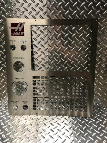 """Haas Control Monitor Front Bezel Aluminum 15"""" LCD 12GA, Haas Part # 25-8353E"""