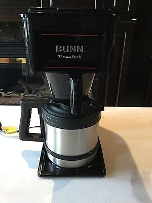 Bunn Thermo Fresh Coffee Maker Model Bt10-b